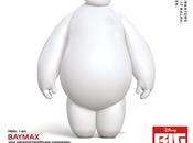 Baymax protagoniza otro nuevos carteles heroes (big hero