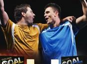 """Golden Goal"" ""Silver homenaje JEANNE ARTHES Copa Mundo Fútbol 2014"