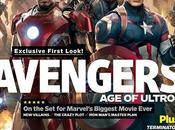 Primeras imágenes oficiales Vengadores: Ultrón