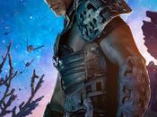 Guardianes galaxia: trío villanos posters individuales korath, nebula ronan