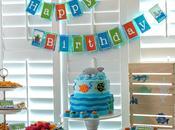Cómo decorar mesa dulce Infantil