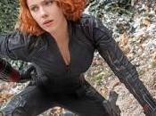 Scarlett Johansson habla Vengadores: Ultrón