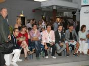 Desfile Moda diseñadora Malagueña Antonia Garcia Galiano organizado Emma Lopez terraza Hotel Molina Lario Malaga