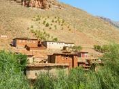 Oughral. Aldeas Valle Bouguemez. Marruecos