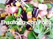 Receta Ensalada Pollo
