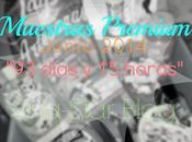 """Muestras Premium Junio 2014: días horas"""""""