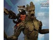 Figuras Toys Groot Mapache Cohete basadas Guardianes Galaxia