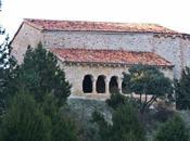 Ermita Santa Catalina (Hinojosa Guadalajara). sencillez Románico.