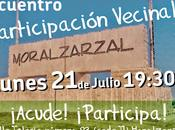 Encuentro Participación vecinal Moralzarzal