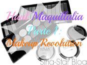 Nuevas compras Maquillalia Parte Makeup Revolution