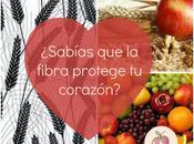 ¿Sabías fibra protege corazón?