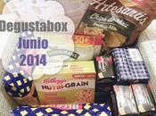 Degustabox junio 2014