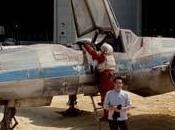 abrams revela x-wing 'star wars: episodio vii'