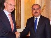 Danilo reúne presidente Unión Europea