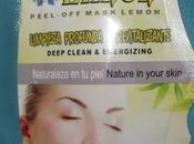 Mascarilla Facial Peeling Limón, S&S