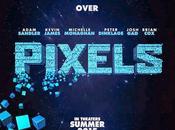 """Teaser póster oficial """"pixels"""""""