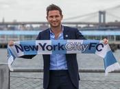 Frank Lampard presentado como nuevo jugador York City