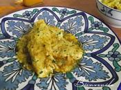 Filetes pollo salsa árabe arroz