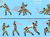 Técnicas pelea espadas láser… dummies