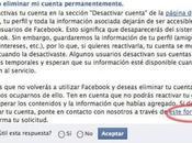 Cuatro maneras desaparecer Facebook