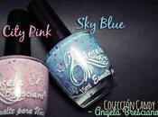 Blue City Pink Colección Candy Angela Bresciano