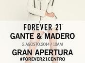 Forever abre tienda grande Latinoamérica