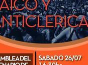 Sábado julio: Importantes actividades Partido Obrero Córdoba