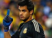 Romero toma vuelo águila ficha Benfica