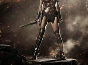 'batman superman: dawn justice': primer vistazo gadot como wonder woman