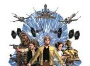 [SDCC2014] Marvel Comics anuncia tres series regulares Star Wars para 2015
