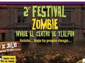 Festival Zombie Tlalpan julio-