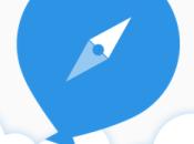 Ballloon descarga archivos directamente Dropbox Google Drive.