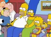 Avance crossover animado esperado Simpsons Padre Familia