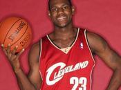 LeBron James Llevara Camiseta Cavaliers?