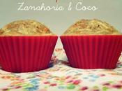 Cupcake zanahoria coco