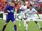 Manchester United venció penales Inter Milán International Champions
