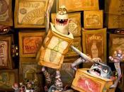 """Tráilers afiche animación """"Los Boxtrolls"""""""