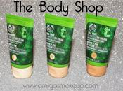 Cream Trea Body Shop, diez!!!