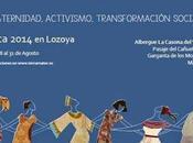 Jaca Lozoya 2014: quizás espacio encuentro sobre maternidad importante España