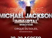 Michael Jackson, Inmortal World Tour anuncia nuevas funciones