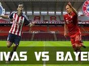 Seguir vivo Chivas Guadalajara Bayern Munich julio 2014 amistoso