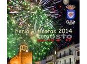 Programa Feria Fiestas Chillón 2014