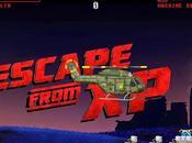 Escape from juego pretende desaparecer Windows