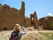 Aldea Aguerd-n-Ouzrou. Valle Bouguemez (Marruecos)
