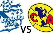 Trasmision vivo Puebla América Futbol mexicano jornada