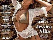 Jessica Alba posa sexy para 'Maxim'