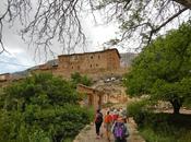 Aldea Ziri. Valle Bouguemez (Marruecos)