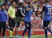 Valencia Mónaco empataron Emirates Falcao volvió terreno juego