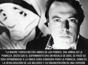 masoquismo Madre Teresa