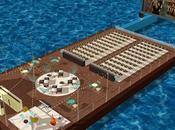 SEAGRAM'S SWIM-IN, cine flotante Puerto Deportivo Alicante